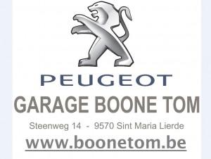 garage boone tom
